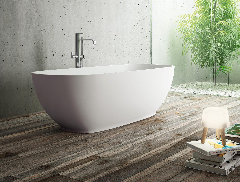 Vasca Da Bagno Stile Giapponese : Come scegliere la vasca freestanding