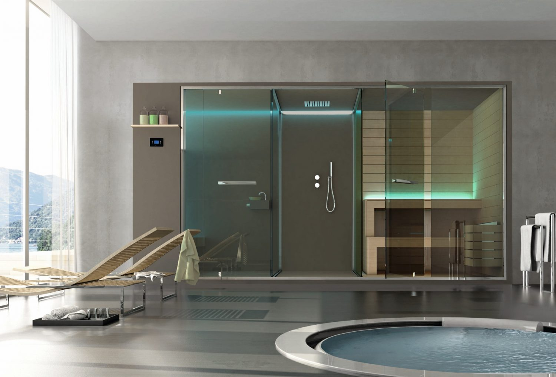 Arredo Bagno Stile Spa : La spa domestica da sogno a realtà