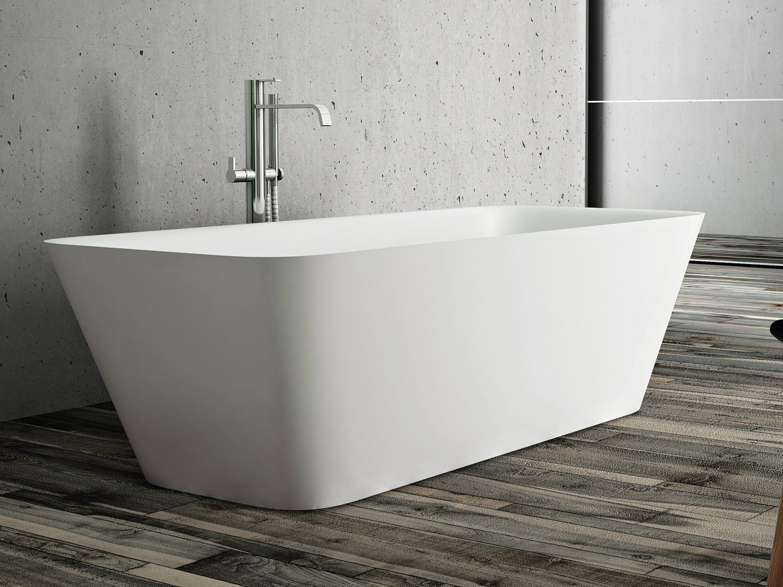 Vasca Da Bagno Freestanding Corian : La vasca freestanding come scegliere quella giusta