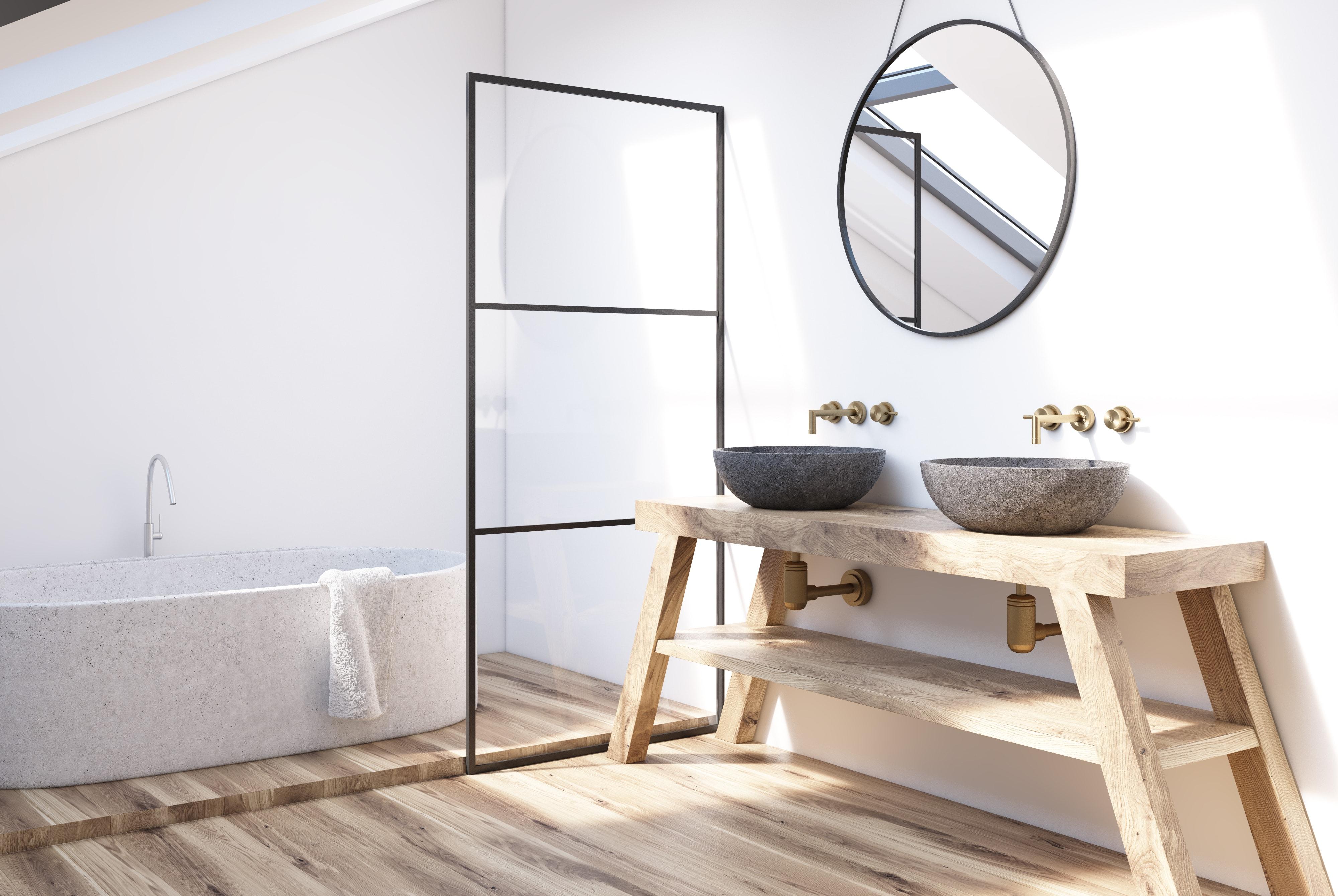 Bagno di design 5 segreti per uno stile unico - Caos accessori bagno ...
